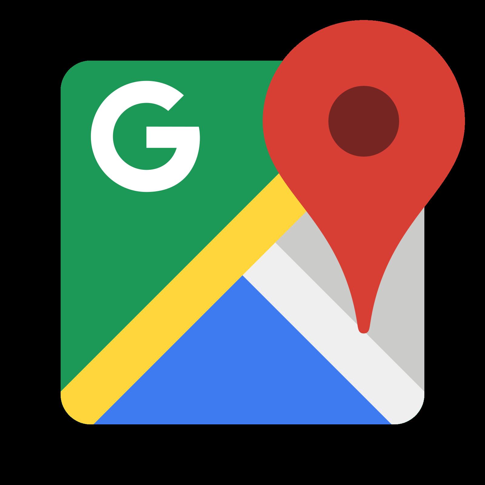 אייקון גוגל מפות